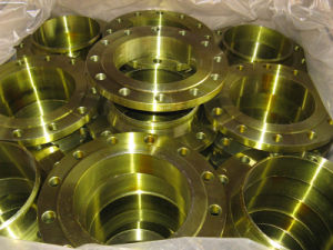 Asme B16.5 Castings Carbon Steel Blind Flange pictures & photos
