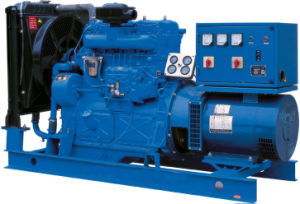 Tw-30A 30kw Diesel Generator pictures & photos