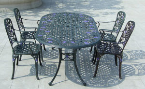 Aluminum Outdoor Furniture - HS-G104
