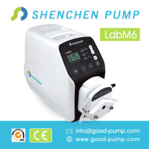 Flow Rate 2280ml/Min Peristaltic Pump for Liquid Transfer pictures & photos