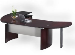 Half-Round Executive Table, Manager Office Table, Office Furniture pictures & photos