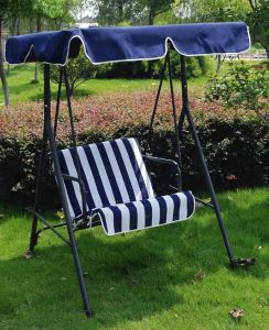 Single Swing Chair with Steel Frame (C1061) pictures & photos