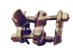Italian Type Forged Double Scaffolding Coupler (FF-0019) pictures & photos