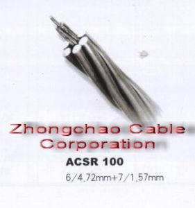 Aluminium Conductors Steel Reinforced ACSR -100mm2 (6/4.72+1/1.57) pictures & photos
