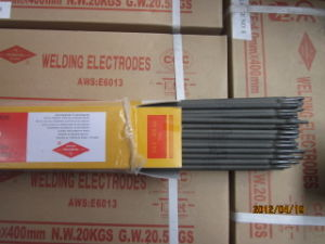 Welding Electrodes E6013 pictures & photos