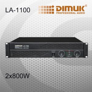 2X800W Professional Audio Amplifier (LA-1100)