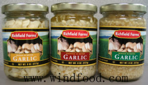 Canned Garlics