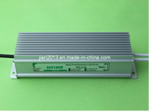 24V 100W High Power IP67 Waterproof LED Strip Power Supply pictures & photos