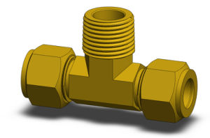 Brass Compression Fittings (Series CPHT)