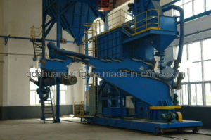 Resin Bonded Continuous Type Sand Mixer pictures & photos