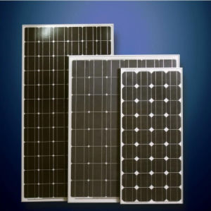 Yingli Poly 220W Photovoltaic Solar Panel with Ce Certificate pictures & photos