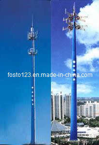 Communication Monopole Tower (FOSTO-TM05)