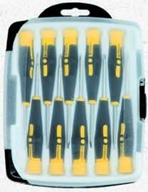 10PCS Precision Screwdriver Set (58-02510A)