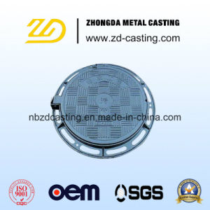 OEM Lockable Ductile Iron Manhole Cover Frame pictures & photos
