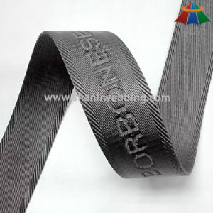 40mm High Quality Patterned Logo Nylon Webbing pictures & photos