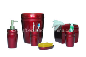 Polyresin Bath Set (CX080132)