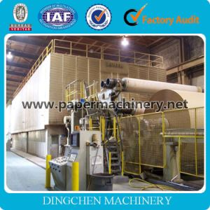 Low Price Complete Production Line of 1760mm Corrugated Cardboard Paper Machinery, Craft Paper Plant Mill Made in China pictures & photos