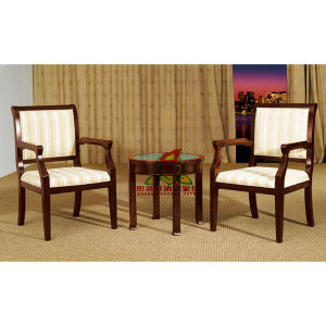 Hotel Armchair Chair Bed Room Furniture (2003-B)