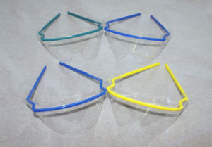 Disposable Protective Glasses