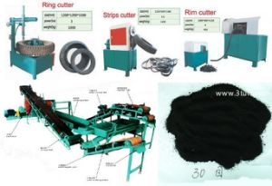 Tyre Rubber Recycling Machine High Quality pictures & photos