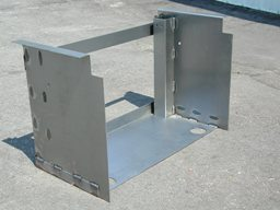 Custom Made Sheet Metal Parts pictures & photos