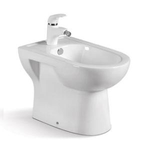 New Design Ceramic Combination Toilet Bidet pictures & photos