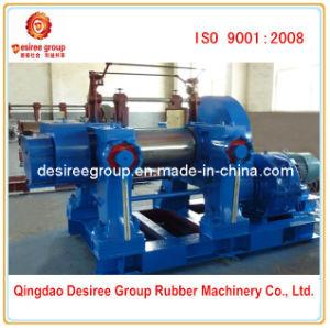 2 Roll Rubber Mill Machine