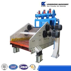 High Frequency Dewatering Screen for Tailing Process pictures & photos