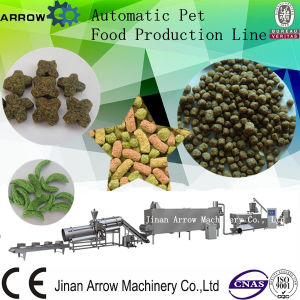 Fish Feed Pelleting Line pictures & photos