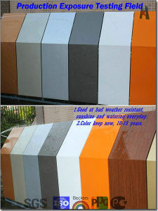 Guangzhou Manufacturer Building Material Alu Panel Prices pictures & photos