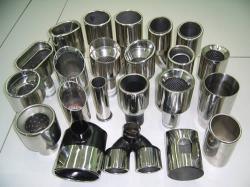 Various Type Universal Muffler Tip pictures & photos