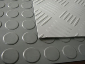 Round Button Rubber Sheet, Stud Rubber Sheet for Flooring Rolls pictures & photos