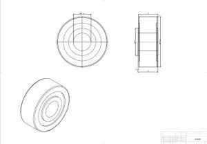 Hpca200, Heavy Duty Stud, Idler-Rollers, Load Runners, Osborn Design Bearing, Cam Runner