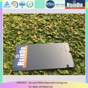 Factory Price High Gloss Black Mirror Effect Powder Coating for Piano pictures & photos
