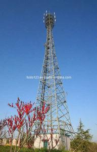 Four Legged Communicaton Steel Tower