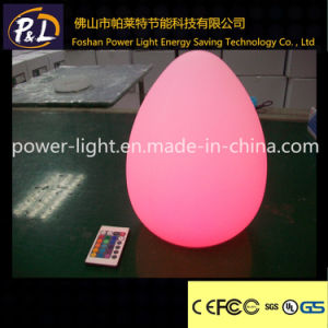 Bar Use Multi-Color Decorative Egg Light LED Table Lamp pictures & photos
