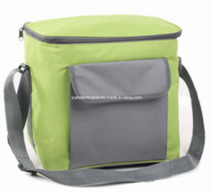 Big Diagonal Band Cooler Bag