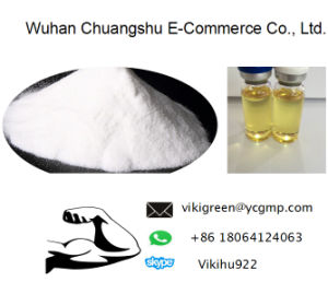 High Purity Steroid Powder Drostanolone Propionate Masteron for Bodybuilding pictures & photos