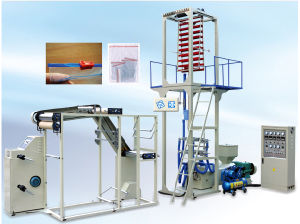 Zipper Bag Blowing Machine pictures & photos
