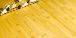 Natural Color& Level Pressure Solid Bamboo Flooring