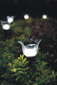 Solar Garden Flower Light(TM1218TF)