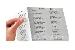 High Quality Address Sticker Labels (CKT-LA-417)