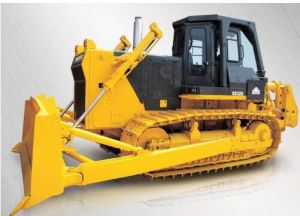 China Construction Machinery 320HP Shantui Bulldozer SD32 pictures & photos