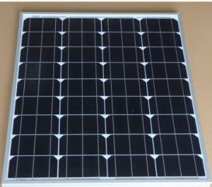 20W Popular Mono Solar Module with 36PCS Cells pictures & photos