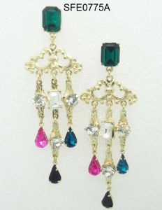 Fashion Jewelry Earring (SFE0775A)