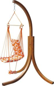 Wooden Hammock Chair (ODF303)