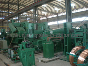 Spiral Weld Pipe Mill (DIA406-1620MM) pictures & photos