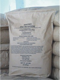 10% Manganese Methionine Animal Feed Additive (VQ/M-Mn100)