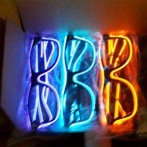 LED Light up EL Rave Glassses pictures & photos