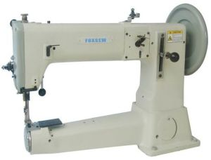 Cylinder Bed Extra Heavy Duty Unison Feed Lockstitch Machine pictures & photos
